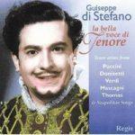 Giuseppe DI STEFANO- La Bella Voce Di Tenore