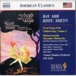 GREAT SONGS OF THE YIDDISH STAGE Vol 2
