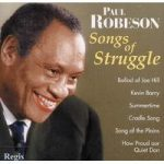 Paul ROBESON- Songs Of Struggle