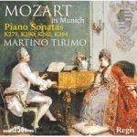 MOZART- Piano Sonatas 1,2,4,6