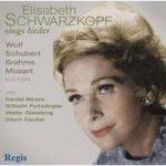 Elisabeth SCHWARZKOPF Sings Lieder
