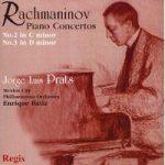 RACHMANINOV- Piano Concertos 2,3