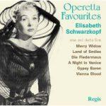 Elisabeth SCHWARZKOPF- Operetta Arias & Duets