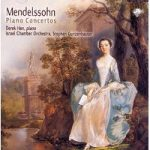MENDELSSOHN- Piano Concertos 1,2