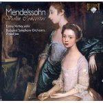 MENDELSSOHN- Violin Concertos