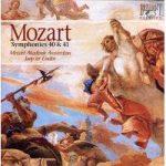 MOZART- Symphonies 40,41