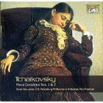 TCHAIKOVSKY- Piano Concertos 1,2