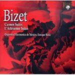 BIZET- Carmen Suites 1,2