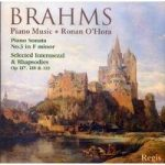 BRAHMS- Piano Music