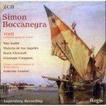 VERDI- Simon Boccanegra 2CDs