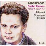 Dietrich FISCHER-DIESKAU- Famous Lieder