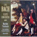 BACH C.P.E- Flute Concertos