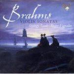 BRAHMS- Violin Sonatas 1-3