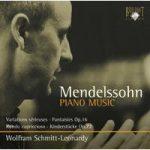 MENDELSSOHN- Piano Works