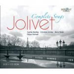JOLIVET- C'te Songs 2CDs