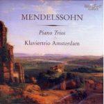 MENDELSSOHN- Piano Trios 1,2