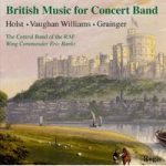 BRITISH MUSIC FOR CONCERT BAND-