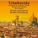 TCHAIKOVSKY- Variations on a Rococo Theme