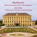BEETHOVEN- Piano Concertos 4,5