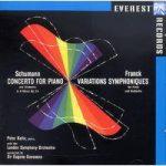 SCHUMANN- Piano Concerto
