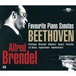 BEETHOVEN- Favourite Piano Sonatas 3CDs