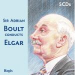 ELGAR- Sir Adrian Boult Conducts 5CDs