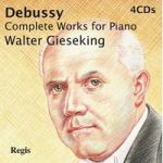 DEBUSSY- C'te Piano Works 4CDs