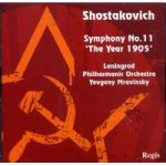 SHOSTAKOVICH- Symphony 11 Regis Records