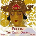 PUCCINI- The Operas 13CDs