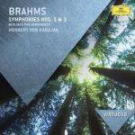 BRAHMS- Symphonies 1,3