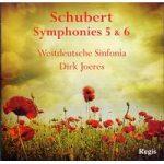 Schubert Symphonies 5 & 6