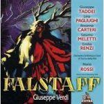 VERDI Falstaff 2CDs