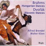 BRAHMS Hungarian Dances 1-21