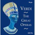 VERDI The Great Operas 18CDs