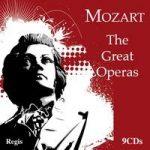 MOZART The Great Operas 9CDs