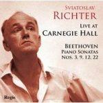 BEETHOVEN Piano Sonatas 3,9,12,22