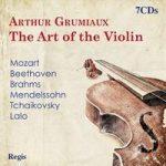 Arthur GRUMIAUX The Art of the Violin 7CDs