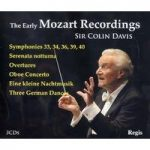 MOZART Early Recordings 3CDs