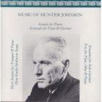 Hunter JOHNSON Sonata for Piano