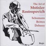 SCHUMANN – Cello Concerto