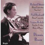 Richard Strauss – Horn Concertos 1,2