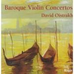 J S Bach – Violin Concertos 1,2