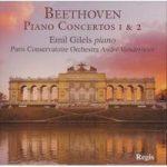 BEETHOVEN Piano Concertos 1,2