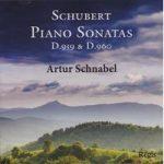 SCHUBERT Piano Sonatas D959, D960