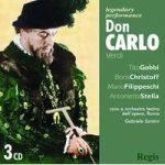 VERDI Don Carlo 3CDs