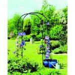 Metal Garden Arch by Gardman