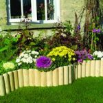 Log Roll Lawn Edging (180cm x 40cm) by Selections