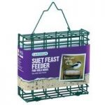 Wild Bird Suet Feast Feeder by Gardman