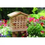 Interactive Solitary Bee Hive Nester by Wildlife World