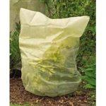 Pack of 3 Gard n Fleece Plant Protection Bags (Medium) by Gardman